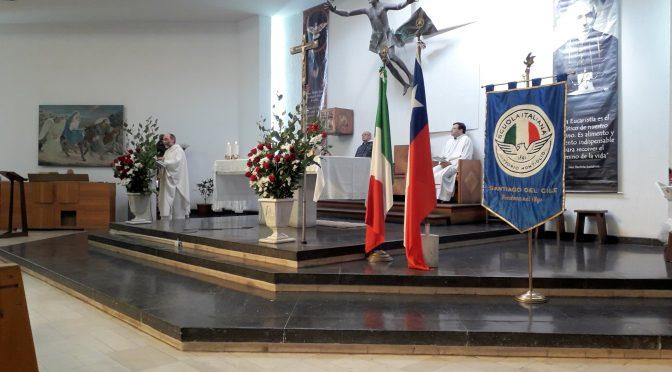 Messa per Anniversario della Repubblica