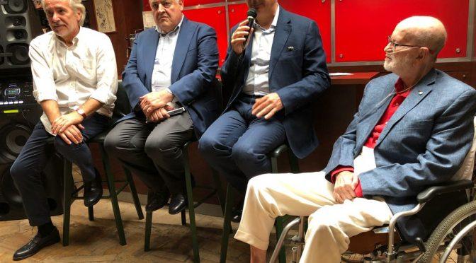 Addio Alberto Rosselli: è mancato l'imprenditore italo-cileno che ha fatto della sua vita leggenda