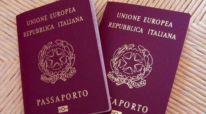 Novedades para Pasaporte, Visa, Estado Civil y Ciudadania