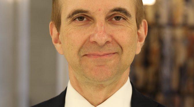 Da oggi l' Ambasciata d'Italia in Chile ha un nuovo Ambasciatore: il Dr. Mauro Battocchi