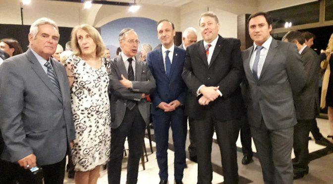 Vice Ministro Picchi incontra il Comites del Cile