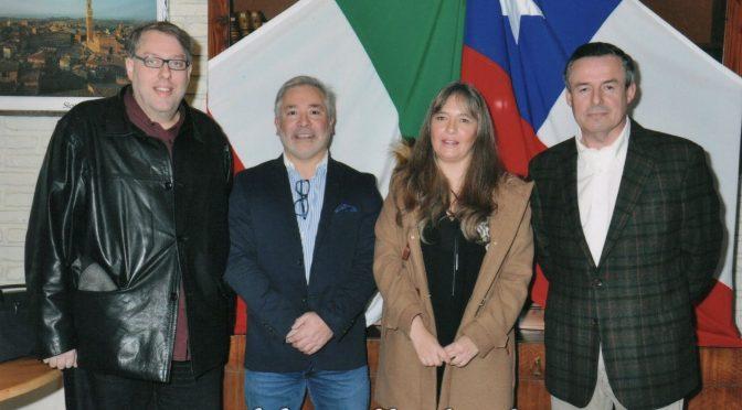 Italia en Temuco: en Fratellanza se festejó el día de Italia