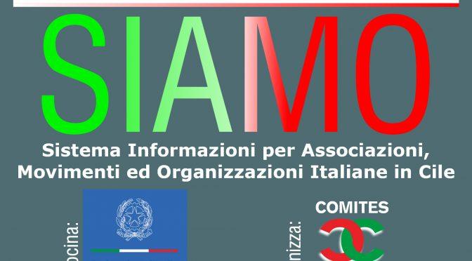 Plenaria n. 38: SIAMO la proposta del Comites per connettere le istituzione italiane del Cile