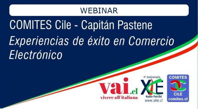 COMITES – Capitán Pastene: analizando las posibilidades del comercio electrónico