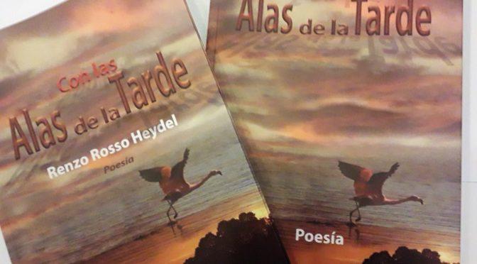 Con las alas de la tarde: nuevo lanzamiento de Escritores italochilenos
